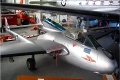 De Havilland DH100 Vampire