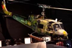 HKP 3 - Agusta Bell 204B