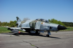 BRD Luftwaffe RF-4E Phantom II