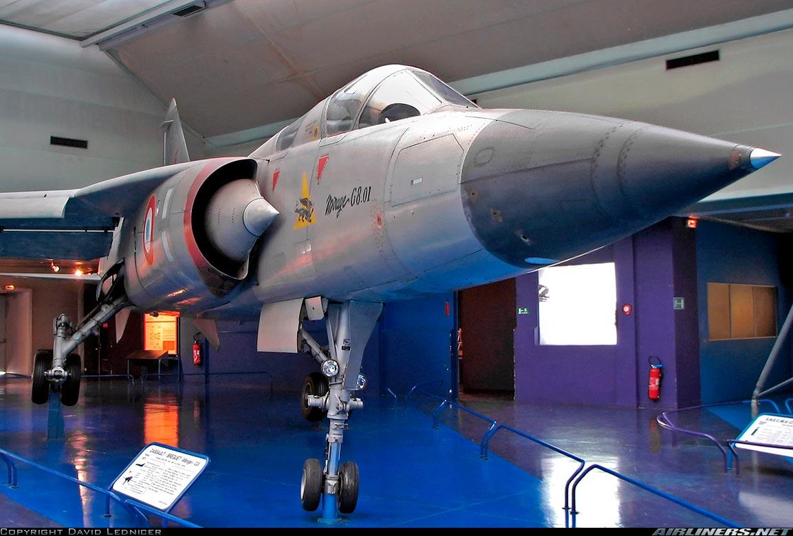 Mirage G8