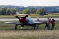 одноместный Як-11