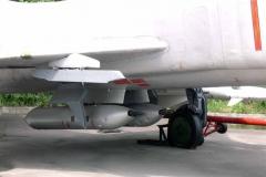 Контейнеры с пушками на Су-15