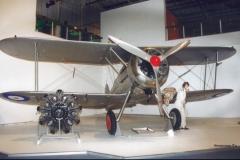 Gloster Gladiator I