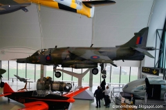 BAe Harrier GR3