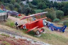 Fokker Dr.1 (replica)