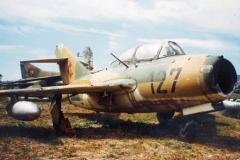 МиГ-15 УТИ