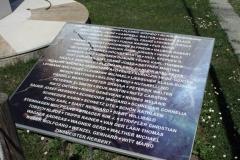 Фамилии жертв катастрофы в немецком городе Рамштайн