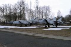 МиГ-25П и МиГ-25ПУ