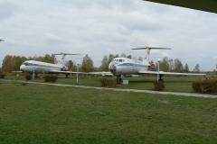 Ту-134 и Ту-154