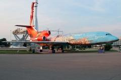Як-42 на ВВЦ