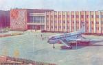 Ту-124В в Орске