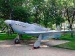 Реплика истребителя Як-3