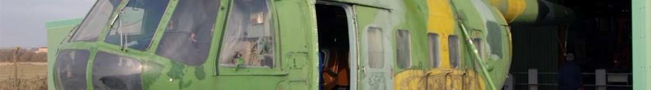 Прибытие Ми-8