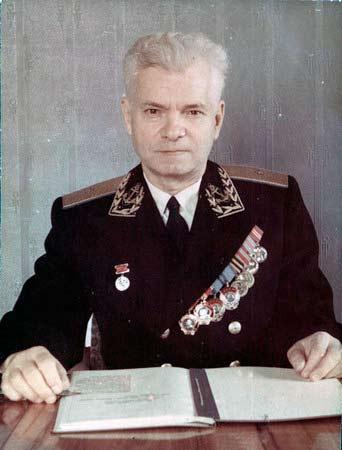 Г.М.Бериев