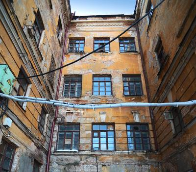 В Оренбурге возбуждено уголовное дело за несохранение здания военного летного училища