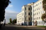 Летное училище в г.Оренбурге (ул.Советская)