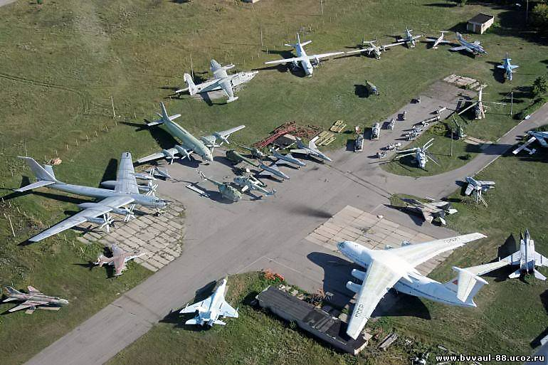 Музей самолетов в иркутске