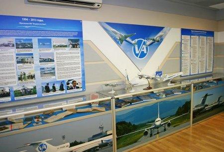 музей гражданской авиации Приморья