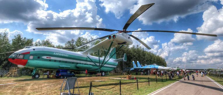 Музей ВВС в День России устроит день открытых дверей
