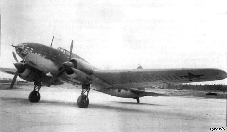 ДБ-3Ф (Ил-4)