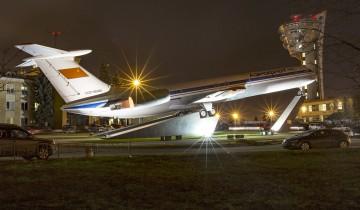 Ил-62М. Шереметьево. Открыт в июне 2015г.