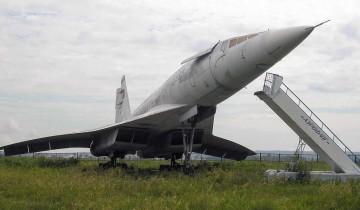 Ту-144 77108