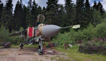 МиГ-23МЛД. Фото: Анна Нестерова / Yle