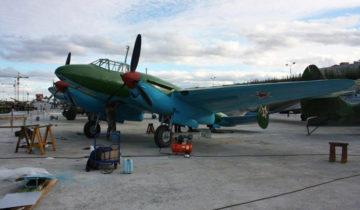 В музее военной техники УГМК приземлилась легендарная «Пешка»