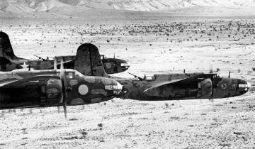 Douglas A-20 Havoc, 1943
