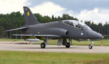 British Aerospace Hawk Mk.51 Finland - Air Force