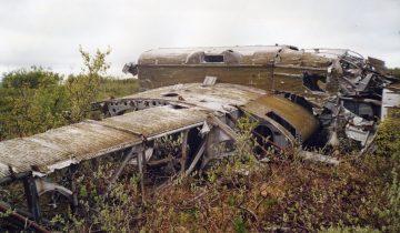 Военные историки намерены восстановить самолет ТБ-3