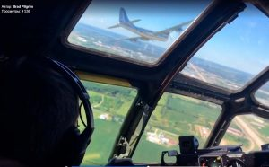 В США впервые с 1960 года подняли в воздух пару бомбардировщиков B-29