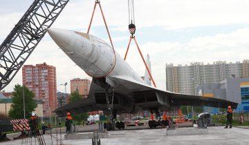 Ту-144 77107