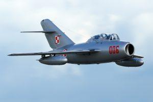 МиГ-15УТИ ВВС Польши
