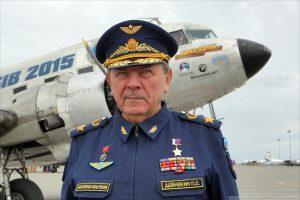 первый главком ВВС России Петра Дейнекин