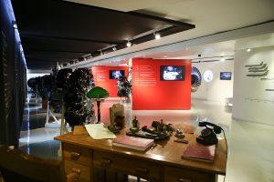обновленный Музей истории пермского моторостроения