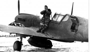 Восстановлена судьба летчика P-40, поднятого со дна Керченского пролива