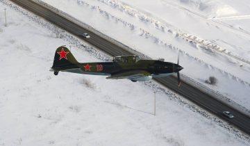 Новые полеты легендарного Ил-2