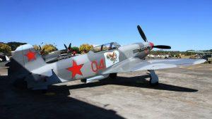 Истребитель Як-9УМ разбился в Австралии