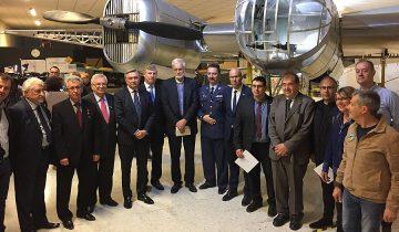 В Испании почтили память советских летчиков, павших в ходе гражданской войны