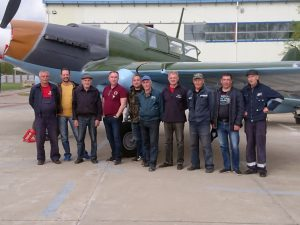 Восстановленный Ил-2