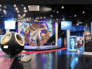 «Первый» - выставка в музее космонавтики на ВДНХ
